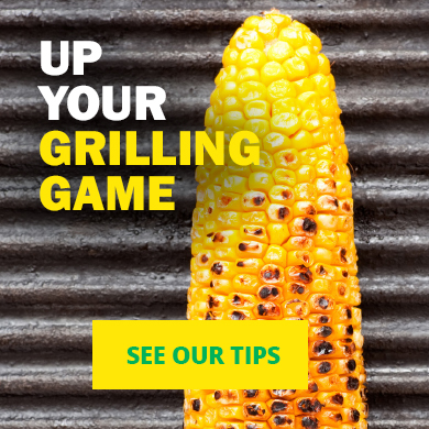 Up your grilling games - See our tips